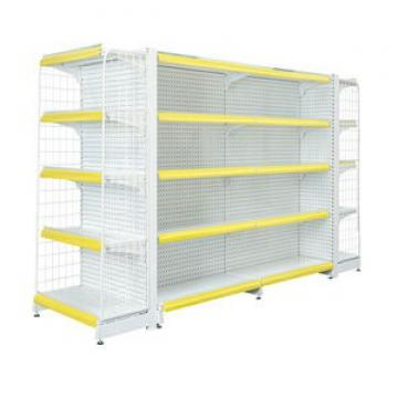 Grocery Store Retail Shop Gondola Supermarket Shelving