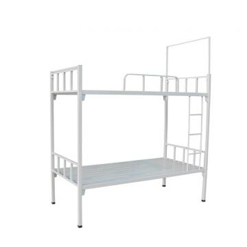 Iron Sheep Plate Pipe Single Metal Material Steel Frame Simple Dormitory Bed Wrought Iron Bed Frame