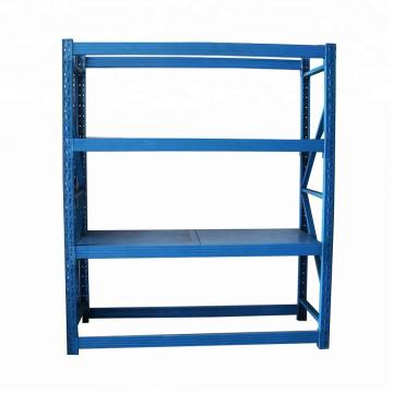 4 Layers Shelf Steel Used Pallet Racking Craigslist Warehouse Metal Rack Shelves
