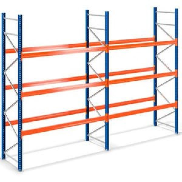 Steel Slotted Angle Light Duty Shelf Racking for Industrial Warehouse Storage